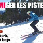 [Vidéo] Ski-Optimiser les pistes #4 : rouge et bosses – virages courts, moyens et longs + 1 chute