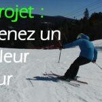 """Progresser en ski : Le projet """"Devenez un meilleur skieur"""""""
