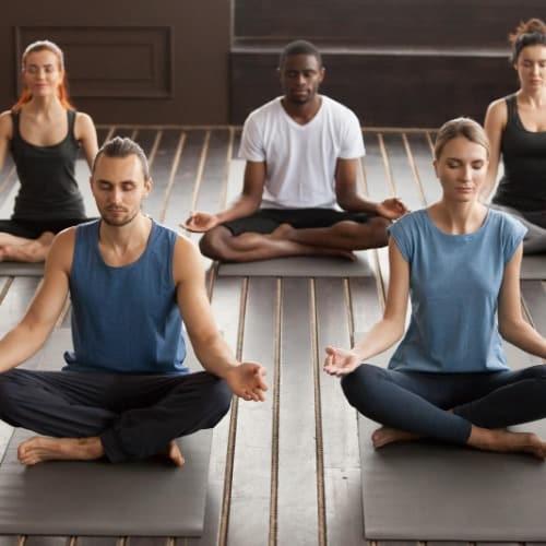yoga détente magnésium