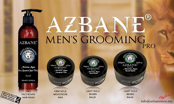 Mens Grooming Range Pro