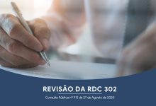 Photo of Revisão da RDC 302 – Consulta Pública