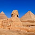 La piramide simbolo della manifestazione