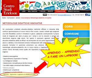 Corso_ Formazione_APRENDO_APPRENDO_ Erikson_LIM