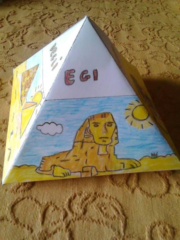 HO PENSATO UN LAPBOOK: GLI EGIZI