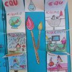 HO PENSATO UN LAPBOOK: LE PAROLE DELL'ACQUA di Cristina Di Quirico