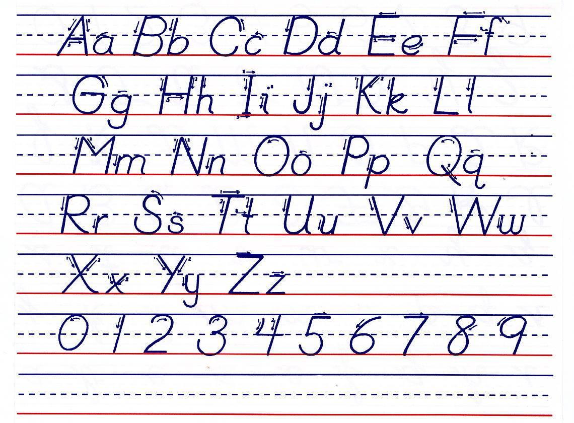 Handwriting Keterampilan Menulis Di Kelas Awal