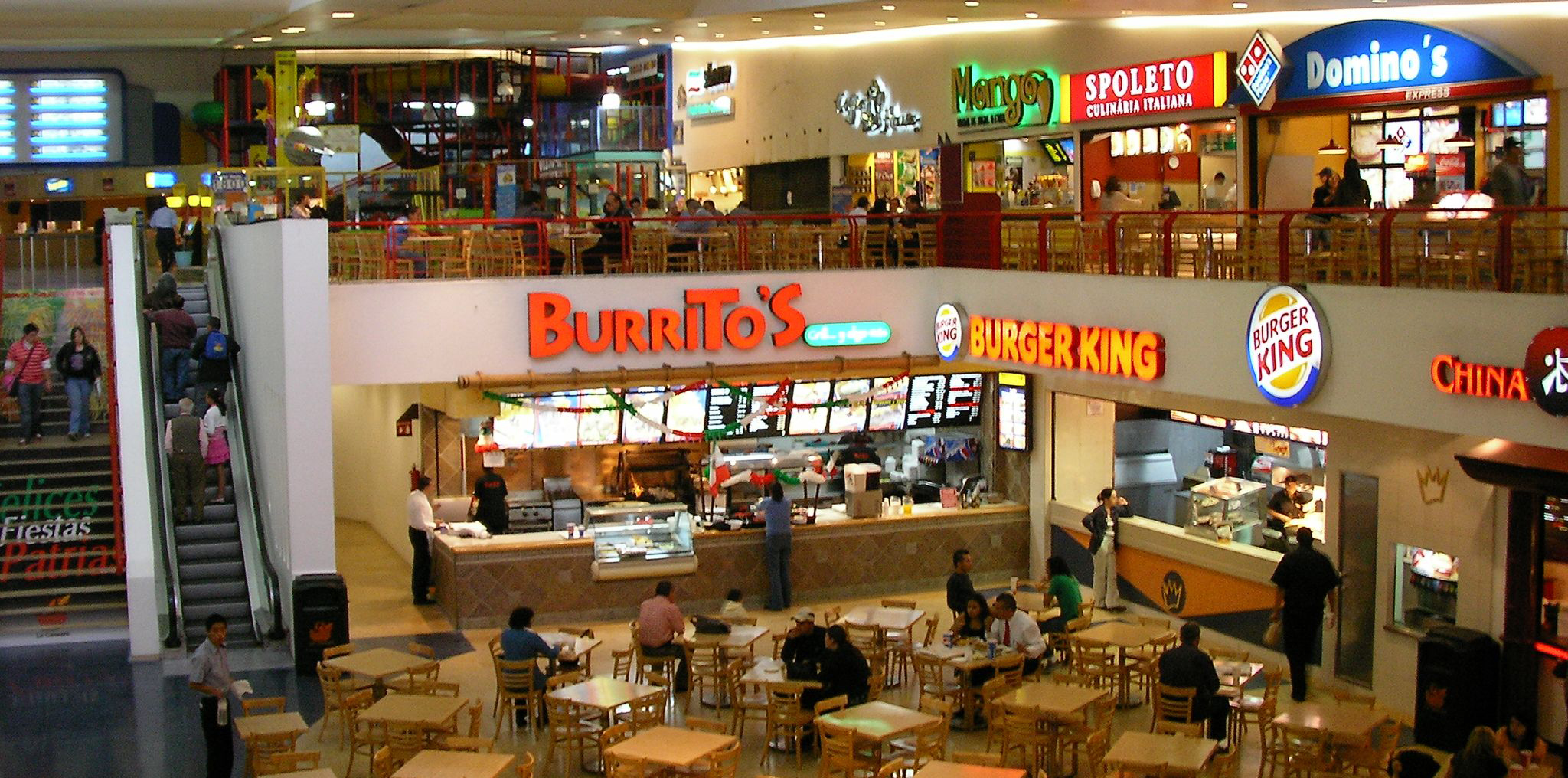 Top 10 Fast Food Restaurant