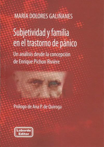 Subjetividad y familia en el trastorno de pánico