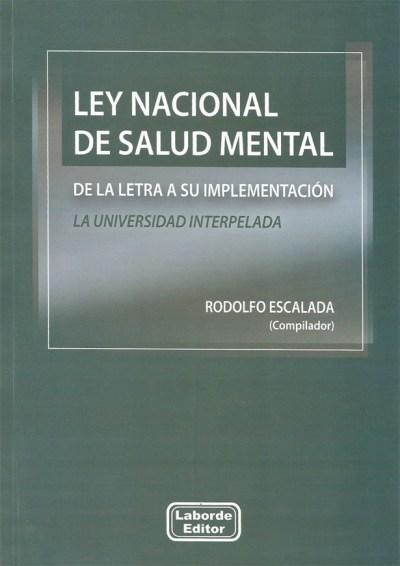 Ley Nacional de Salud Mental