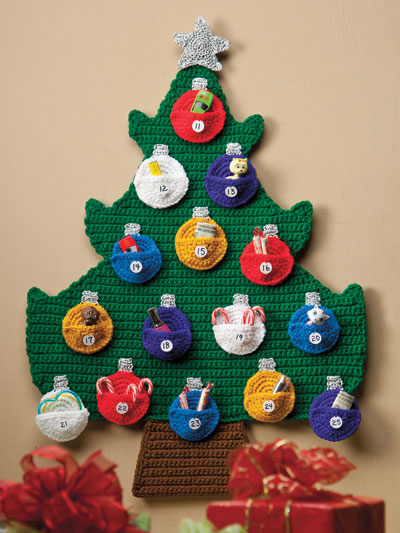 Advent Calendar by annies patterns