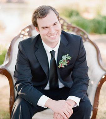 I gioielli per lo sposo