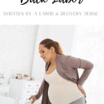 back pain during labor back labor habibi house 7