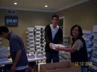 Feed the Homeless-Christmas 2008 (Dec 13, 08) 040