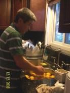 Feed the Homeless-Christmas 2008 (Dec 13, 08) 048