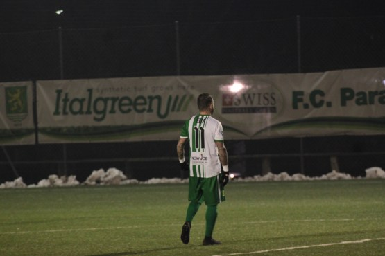 Alessandro Elia - FC Paradiso