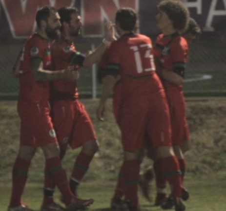 Esultanza FC Rancate