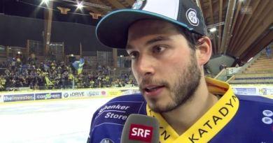 HCL: Mauro Jörg torna bianconero!