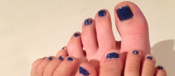 4 pasos para cuidar de nuestros pies