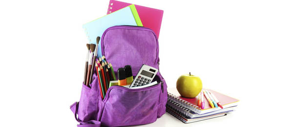 Evítale molestias: cómo y dónde debe ir la mochila escolar.