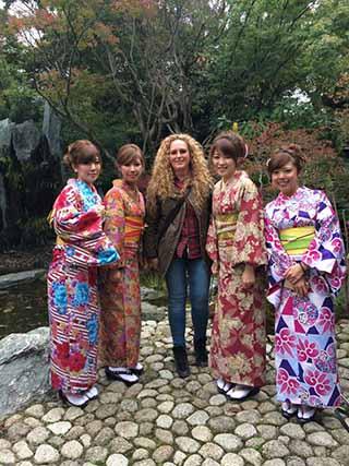 Belleza Japonesa