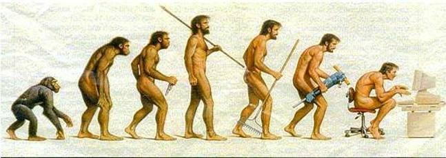 La evolución de la nutrición