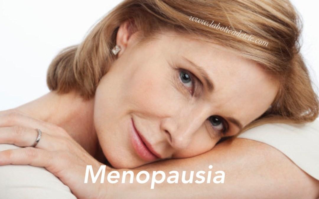 ¿Que es la Menopausia o climaterio?