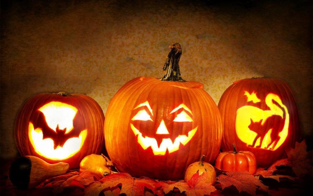 Las calabazas de Halloween
