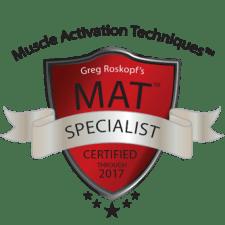 MAt specialist certified