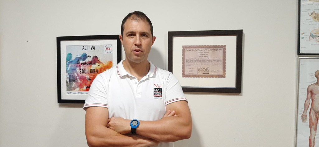 Vicente Janeiro, MAT Specialist