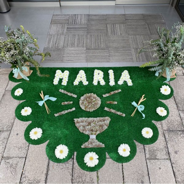 portal comunión María
