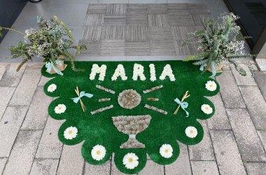 flores para comuniones