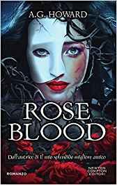 Rosebload Book Cover