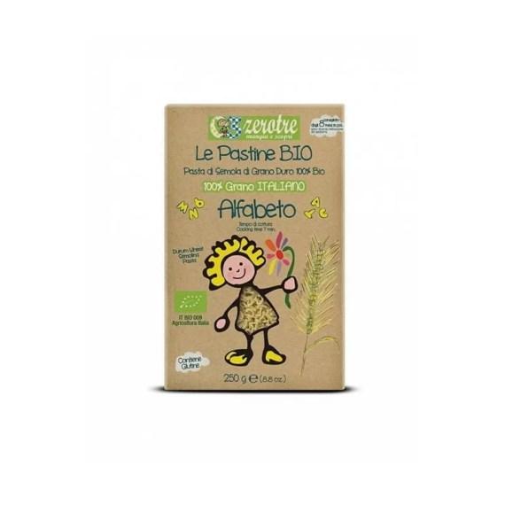Paste Alfabeto Organice Rustichella D'Abruzzo