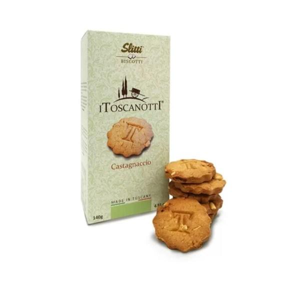 Biscuiti Castagnaccio I Toscanotti Slitti