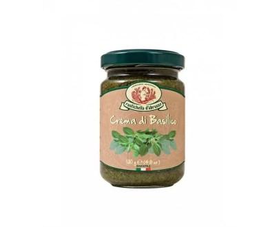 Crema di Basilico Rustichella D'Abruzzo