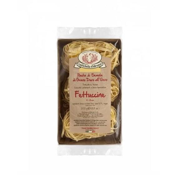 Paste Fettuccine cu Ou Grano Duro Rustichella D'Abruzzo