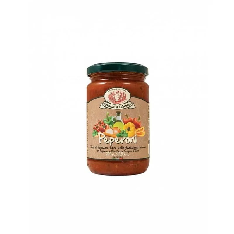 Sos Paste Peperoni Rustichella D'Abruzzo