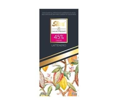 Ciocolata Lattenero 45% Slitti