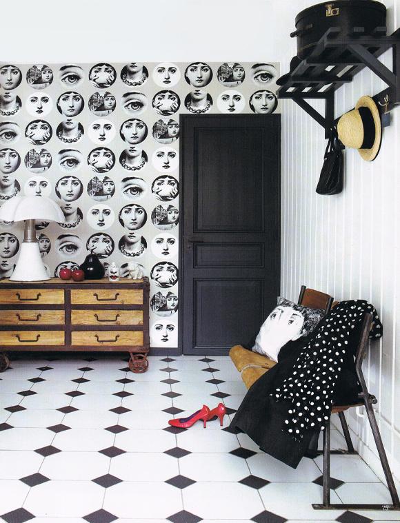 comment d corer son entr e. Black Bedroom Furniture Sets. Home Design Ideas