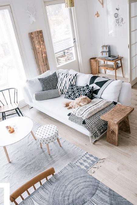 bois clair style scandinave