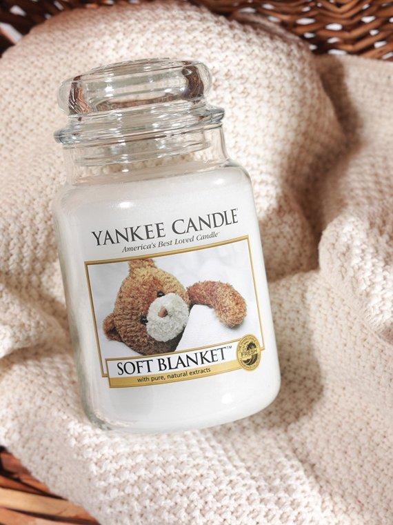 bougie parfumée cocooning