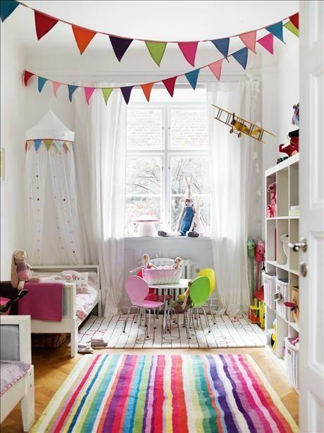 chambre d'enfant déco