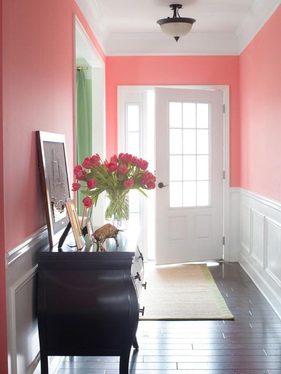 couleur dans la maison