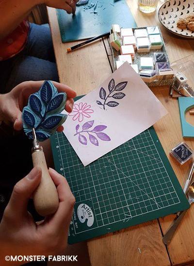 Atelier linogravure3