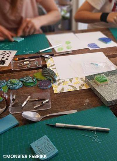 Atelier linogravure4