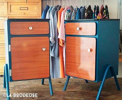 Boutique - mobilier vintage