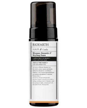 Mousse Fissante Hair 2.0 Bioearth