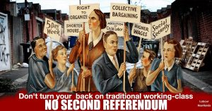 NO SECOND REFERENDUM