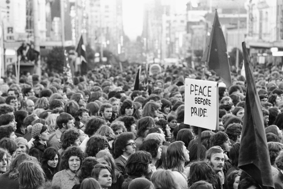 Moratorium to End the War in Vietnam, September 1971