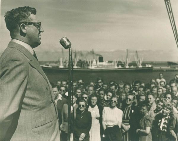 Arthur Calwell Memorial Lecture
